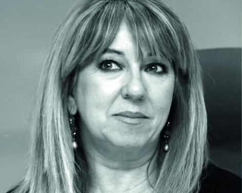 Alicia Gómez Montano, periodista