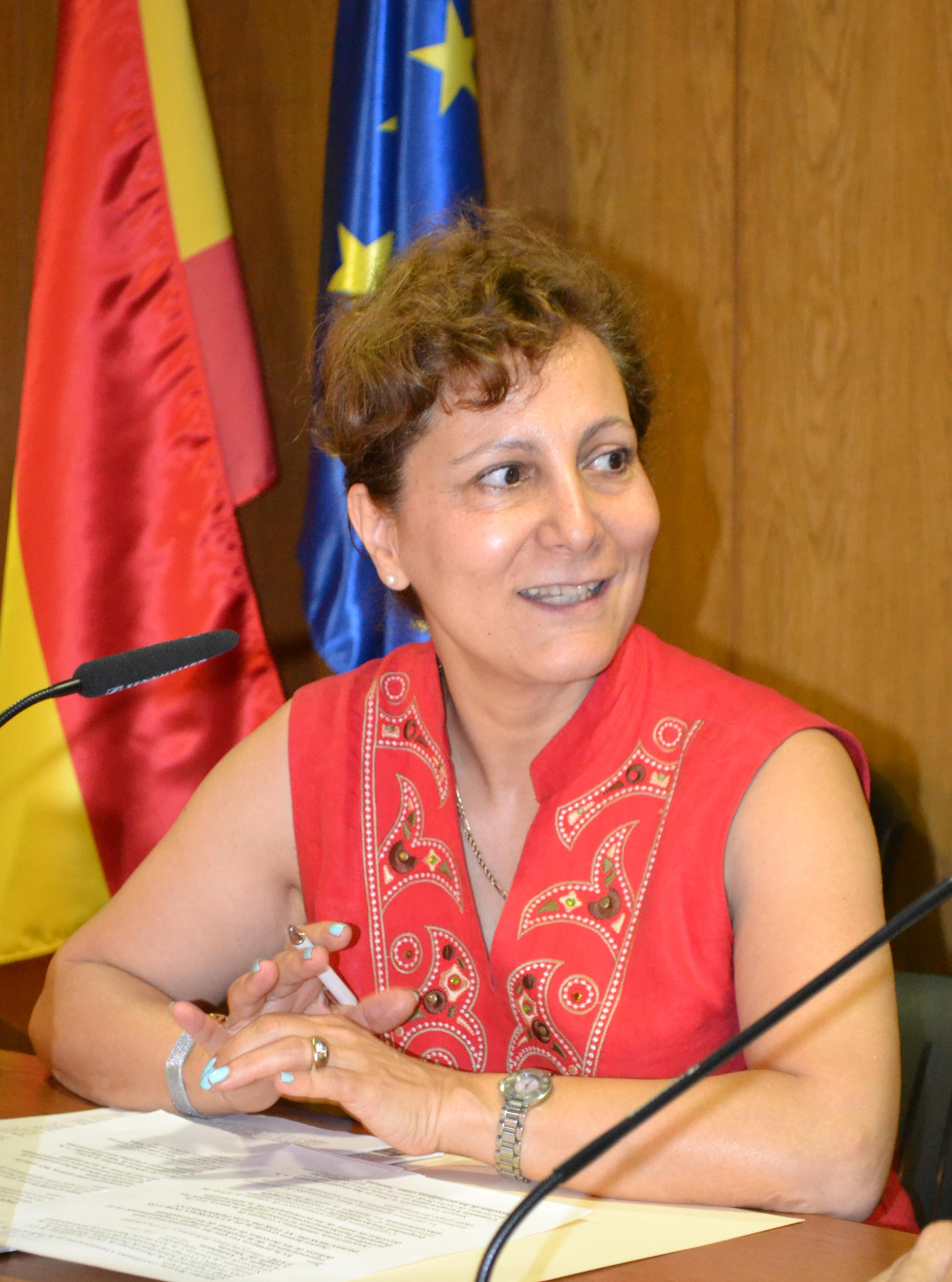 Elsa González, periodista