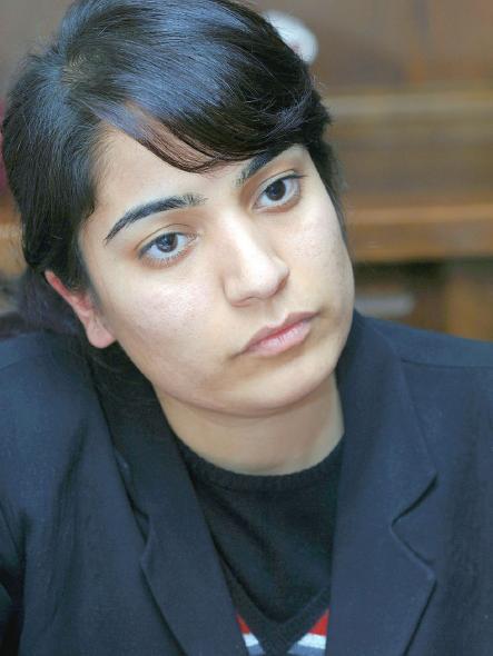 Malalai Joya, periodista afgana