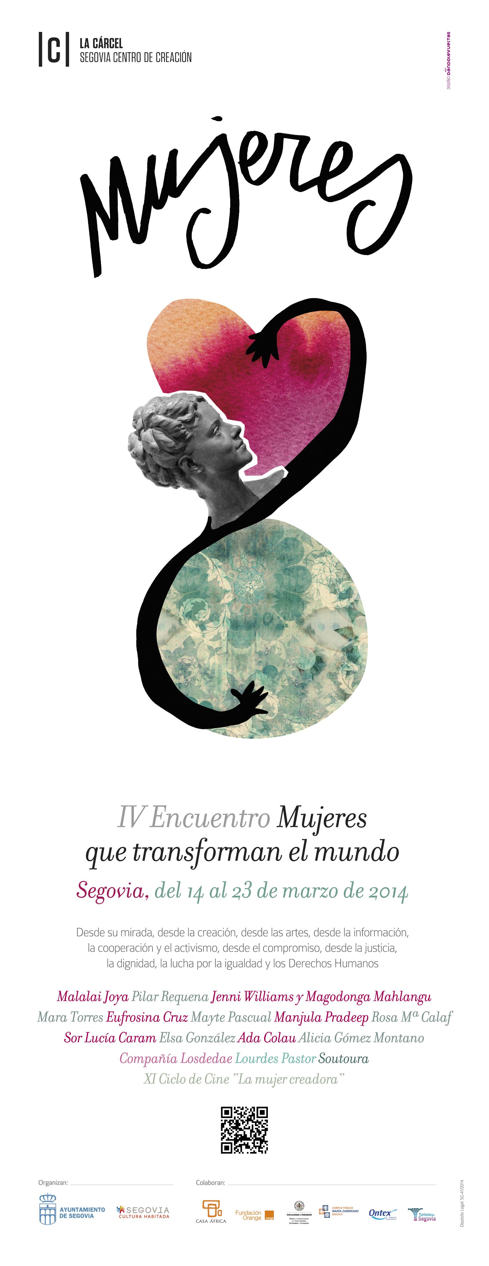 IV Encuentro con Mujeres que transforman el mundo