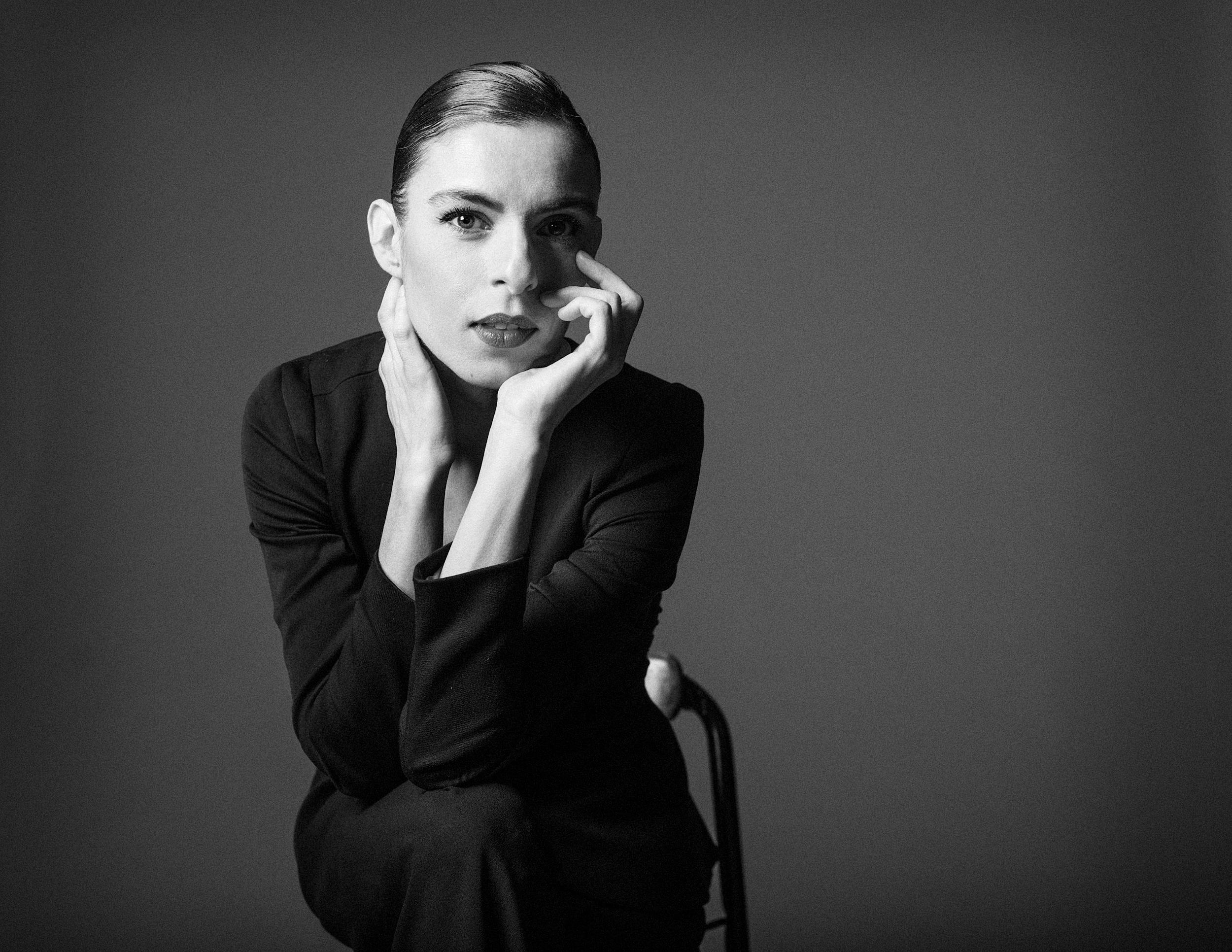 Ana Salazar, en una fotografía de José Aguilar