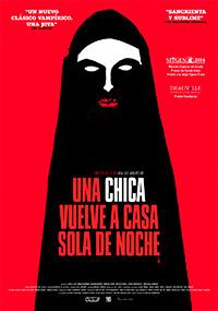 """una-chica-vuelve-a-casa-sola-de-noche. XIII Ciclo de Cine """"La mujer creadora"""""""